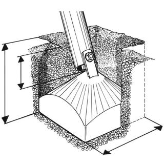 Kettler Bodenanker für Schaukeln, 2 Stück