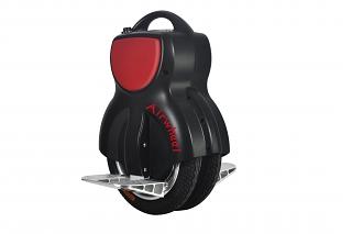 Airwheel Q1 schwarz-rot