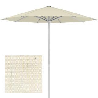 May Filius Gross-Schirme weiss/gelb/grau