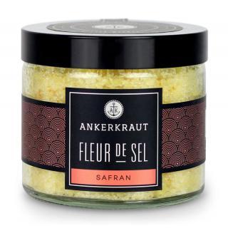 Ankerkraut Fleur de Sel Safran 160 g im Tiegel