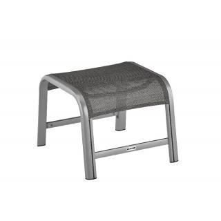 Kettler Forma II Hocker silber/graphit