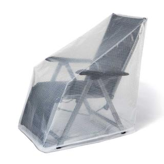 Heinem.Sesselhauben transparent