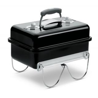 Weber Go-Anywhere Holzkohle, Black