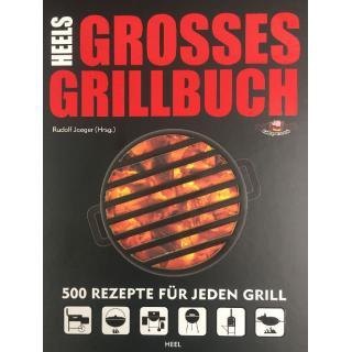 Heels großes Grillbuch - 500 Rezepte für Jeden Grill