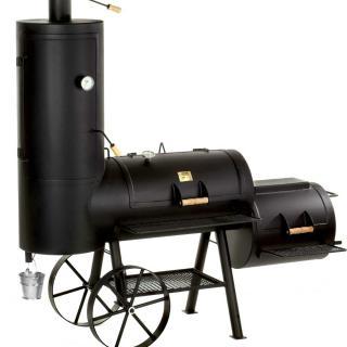 Joe´s BBQ Smoker 20 Chuckwagon Orginal