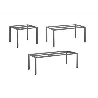 Kettler Edge Tischgestelle, 95x95, 160x95, 220x95cm