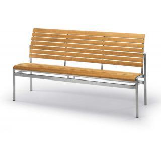 Fischer La Piazza Bank 3-Sitzer 158 cm ohne Armleh