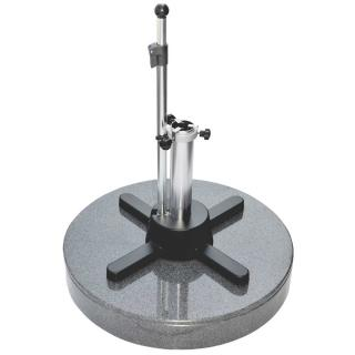 Liro Midi 70 S Granit fahrbar dunkelgrau flexibele Klemmung (25-53mm)