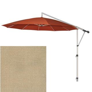 May Sonnenschirm Mezzo beige bis 330 cm Ø