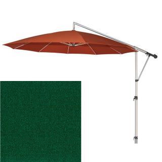 May Sonnenschirm Mezzo grün bis 330 cm Ø