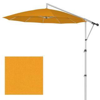 May Sonnenschirm Mezzo mandarin bis 330 cm Ø