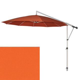 May Sonnenschirm Mezzo orange bis 330 cm Ø