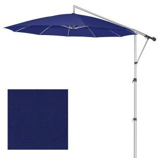 May Sonnenschirm Mezzo saphirblau bis 330 cm Ø
