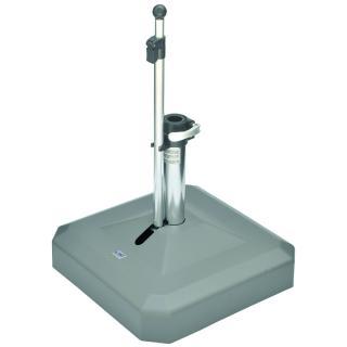 Liro Mini Plus 45 Schirmständer fahrbar graphit Schnellspannung (35,38/39,50,5