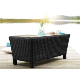 Kettler Nauru Lounge Tisch 105x45cm anth