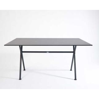 Fischer Nizza Tisch 150x95cm anthrazit