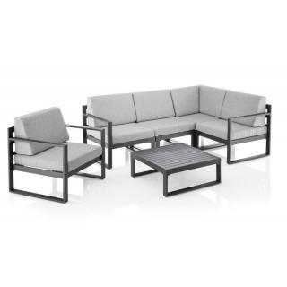 Kettler Ocean modular Lounge-Set inkl. Kissen