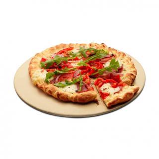 Profi-Pizzastein 30cm rund für Q Serie und 47 cm Grills