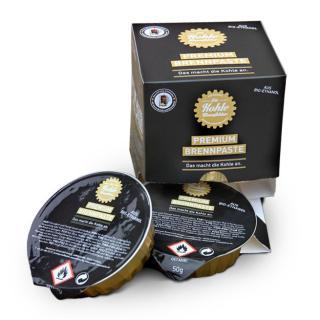 Premium Brennpaste 4 x 50g