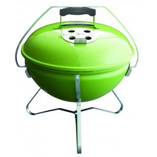 Weber Smokey Joe Premium, 37 cm, Spring Green