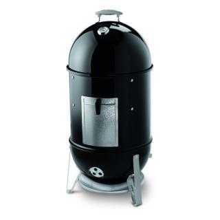 Weber Smokey Mountain Cooker, 57 cm, Black