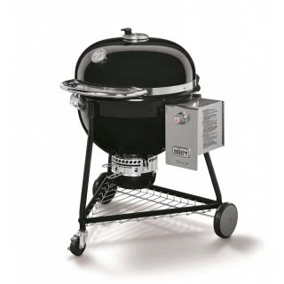 Weber Summit Charcoal Grill, 61cm, Black