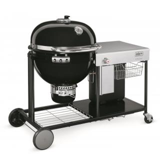 Weber Summit Charcoal Grill-Center, 61cm, Black