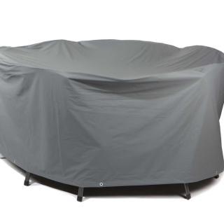Heinem.Tischgruppenhaube 240x180cm grau,Teak Safe