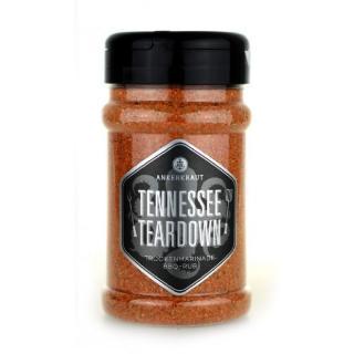 Ankerkraut Tennessee Teardown BBQ Rub 220g im Streuer