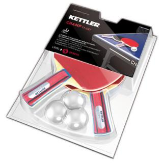 Kettler TT-Schläger/Ball-Set Champ