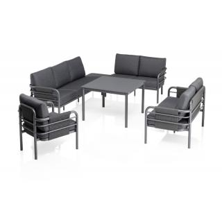 Kettler Wire Casual Lounge inklusiv Kissen
