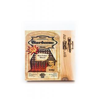 Axtschlag Räucherbretter klein - Zedernholz (4 Stück)