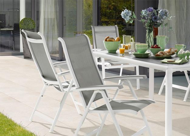 Sieger Gartenmöbel Calvi - Freizeitmöbel Shop Peter Süße®