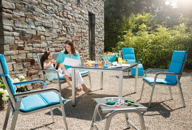 Kettler Gartenmöbel Basic Plus im Original-Kettler Store by Peter Süße ®