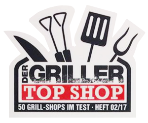 Der Griller Top Shop 2017