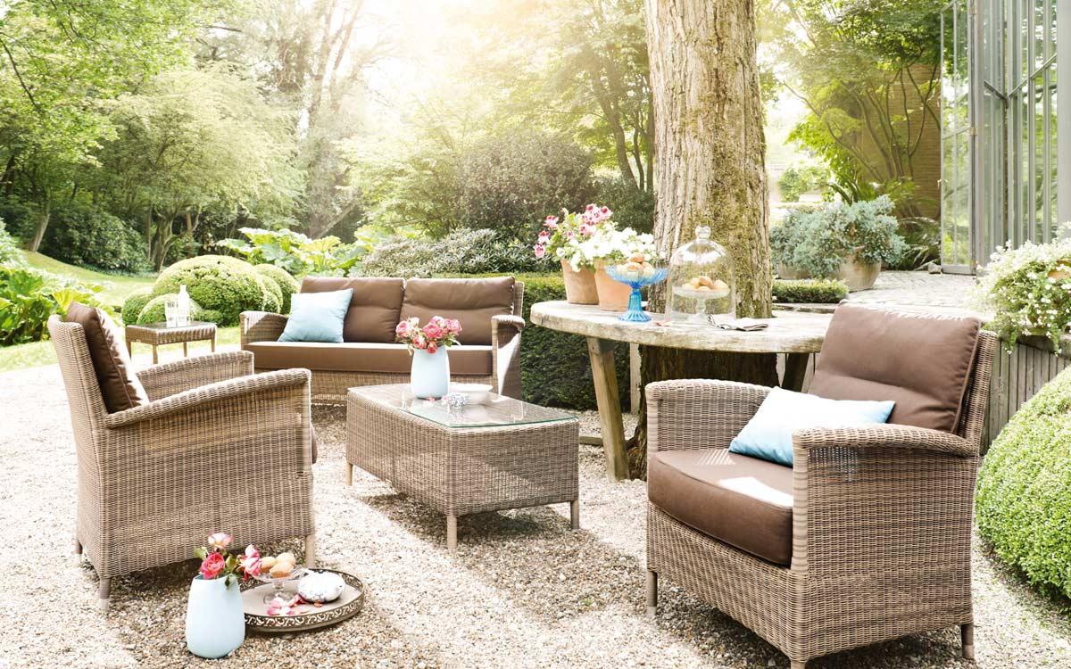 Kettler Lounge Möbel - Design