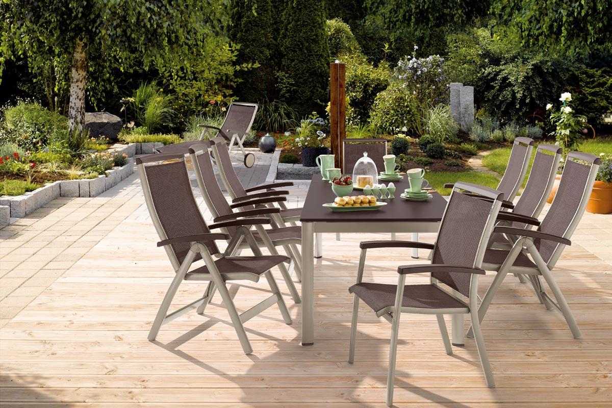 Sieger Gartenmöbel Royal   Freizeitmöbel Shop Peter Süße®