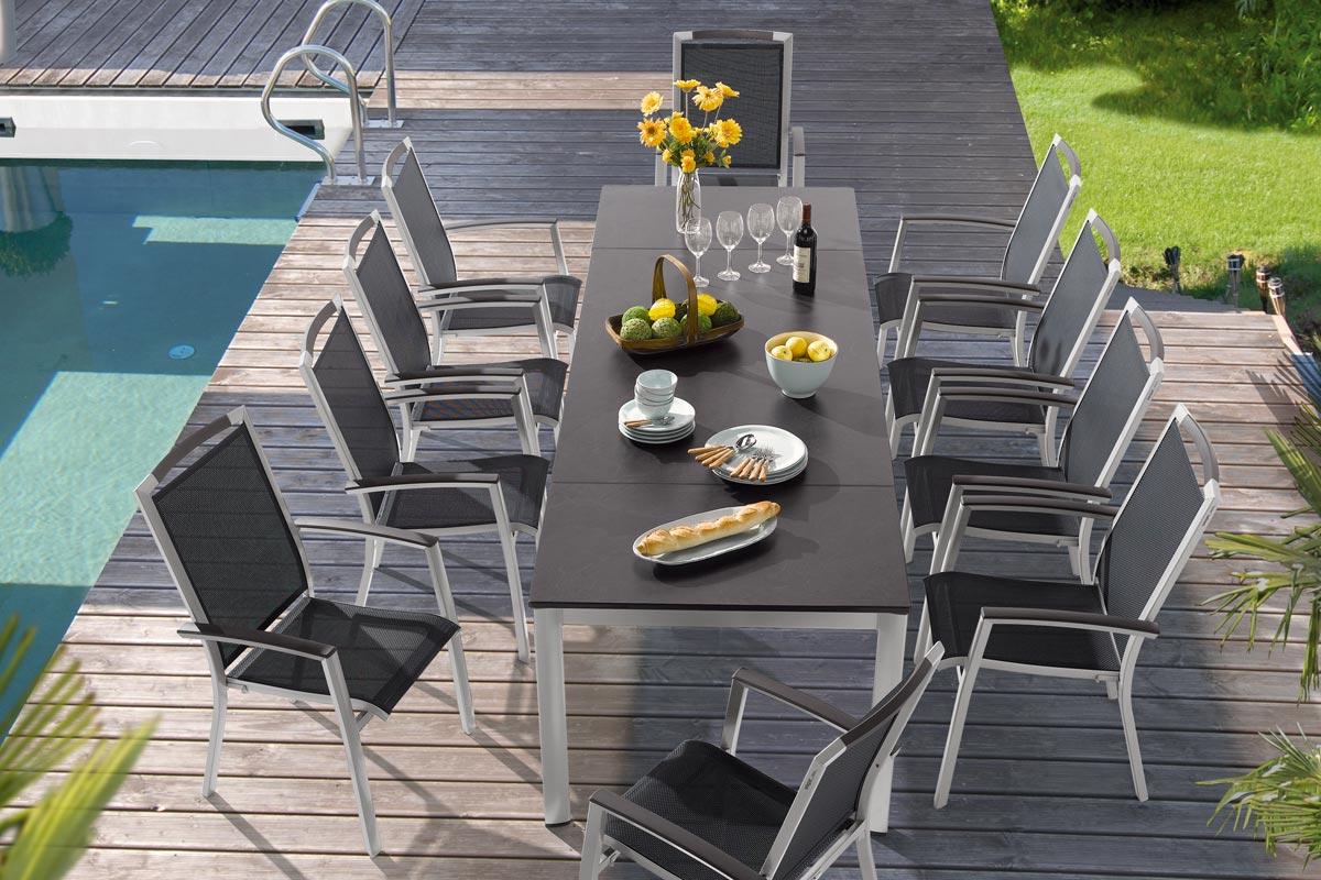 sieger royal stapelsessel champagner mocca peter s e. Black Bedroom Furniture Sets. Home Design Ideas
