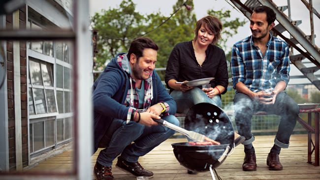 Weber Holzkohlegrill Smokey Joe Premium : Weber smokey joe premium ➾ günstig portofrei bestellen