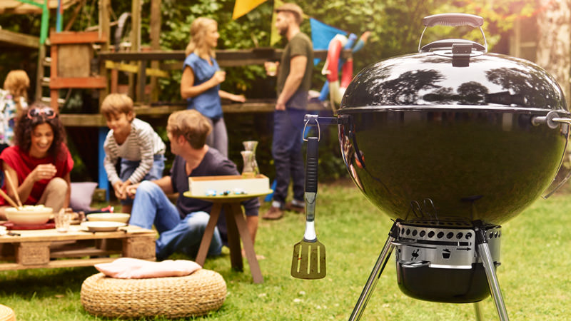 Weber Master-Touch GBS Kugelgrill